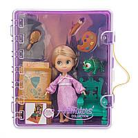 Набор от Disney Animators' Little Collection Rapunzel Mini Doll Playset