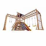 Игровой комплекс горка и качели Babyland-12, фото 7