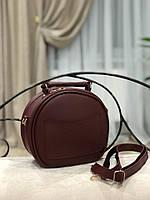 Женская сумка кросс-боди,натуральная замша и эко кожа, фото 3