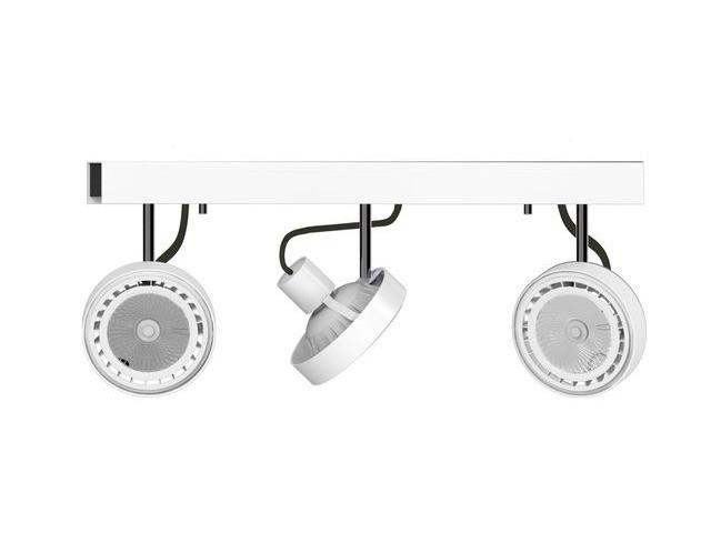 Потолочный светильник 225W NOWODVORSKI Cross White 9601 (9601)