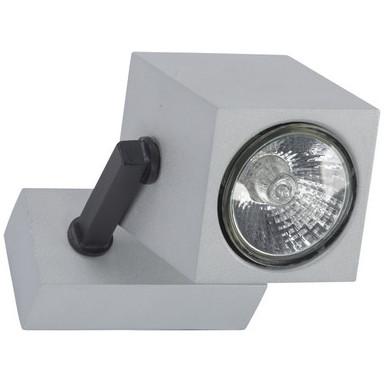 Потолочный светильник 35W NOWODVORSKI Cuboid Silver 6517 (6517)