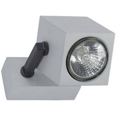 Потолочный светильник 35W NOWODVORSKI Cuboid Silver 6517 (6517), фото 2