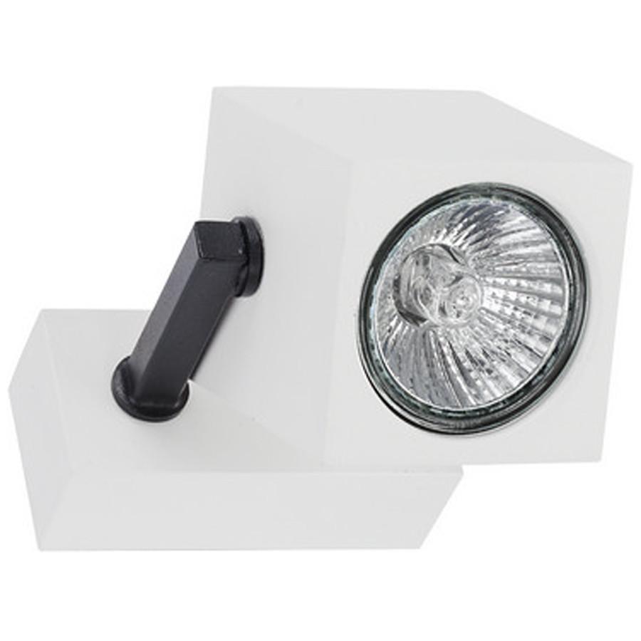 Точковий світильник 35W NOWODVORSKI Cuboid White 6522 (6522)