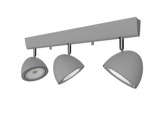 Потолочный светильник 225W NOWODVORSKI Vespa Silver 9487 (9487), фото 2