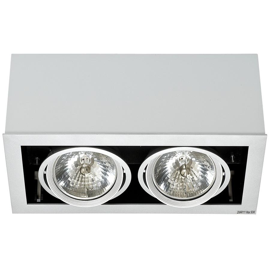 Точечный светильник NOWODVORSKI Box Gray 5316 (5316)