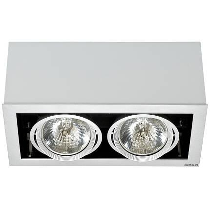 Точечный светильник NOWODVORSKI Box Gray 5316 (5316), фото 2