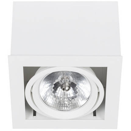 Точечный светильник NOWODVORSKI Box White 6455 (6455), фото 2