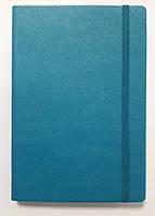Блокнот А5, 130*190 мм, 144 листа, клетка, на резинке, Wilhelm Büro, WB-5736, 5157368