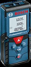 Лазерний далекомір BOSCH GLM 40 Professional (голий)