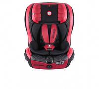 Автокресло Lionelo Jasper (9-36 кг) Eco-leather Red