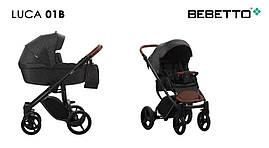 Дитяча коляска 2 в 1 Bebetto Luca