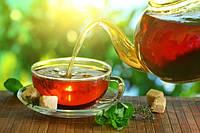 Зеленый чай с корнем женьшеня и сушеной клюквой 100 г