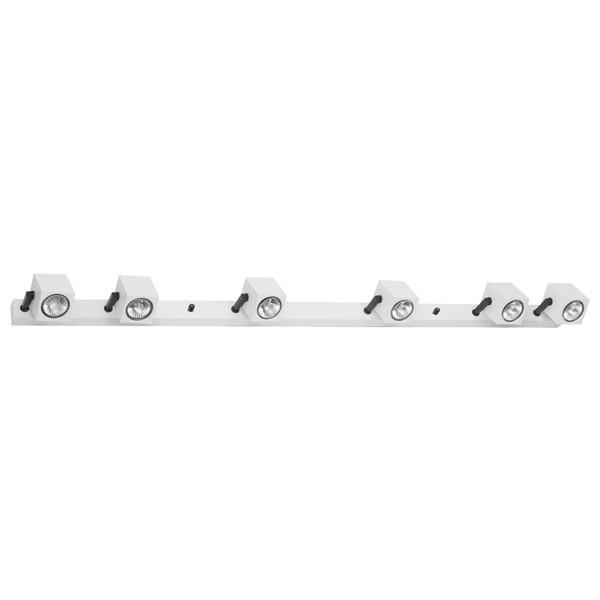 Потолочный свветильник 210W NOWODVORSKI Cuboid Silver 6521 (6521)
