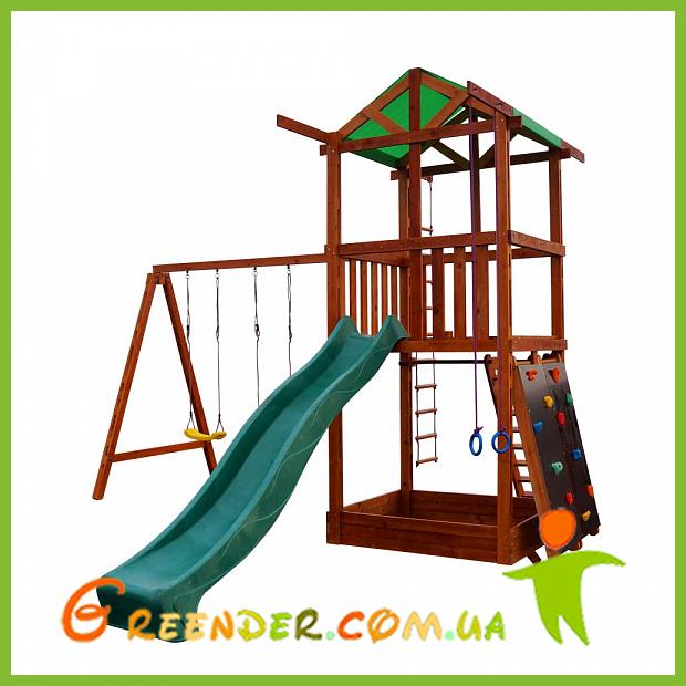 Детский комплекс для дачи Babyland-4
