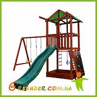 Детский комплекс для дачи Babyland-4, фото 1