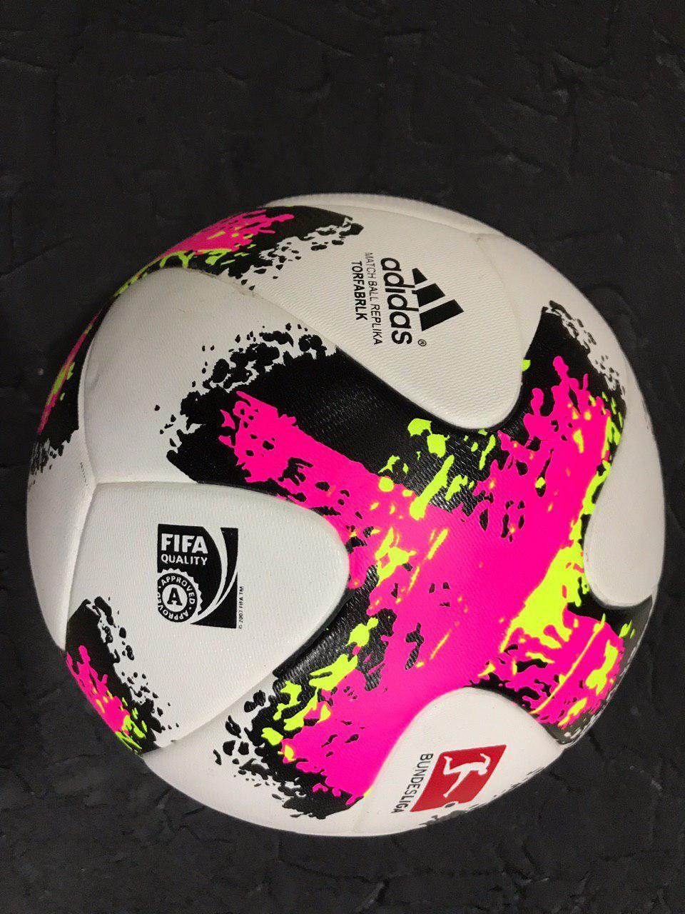 Футбольный мяч бундес лига