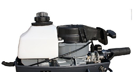 Човновий мотор Fisher T3.5BMS, фото 3