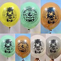 """Воздушные шары """"Бейблейд"""" цветная печать В упак: 100шт"""