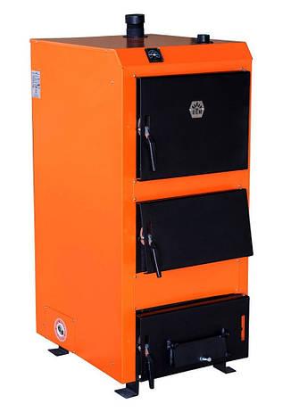 Универсальный котел длительного горения DTM Universal / ДТМ Универсал / Donterm Universal 24 кВт, фото 2