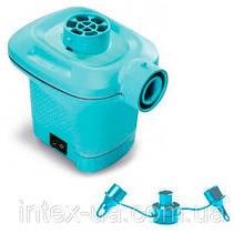 Электрический насос Intex 58640 QUICK-FILL,от сети 220 В