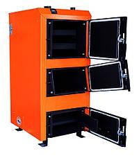 Универсальный котел длительного горения DTM Universal / ДТМ Универсал / Donterm Universal 24 кВт, фото 3