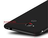 Чохол силіконовий Soft-touch оригінал для China Mobile A3S / Є скла /, фото 4