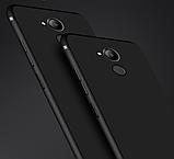 Чохол силіконовий Soft-touch оригінал для China Mobile A3S / Є скла /, фото 3