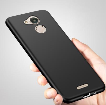 Чехол силиконовый Soft-touch оригинал для China Mobile A3S / Есть стекла /