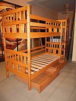Ліжко двоярусне Чіп  і Дейл, фото 1