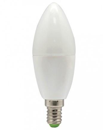 Лампа светодиодная LB-97 C37 230V 5W 400Lm  E14 2700/4000K