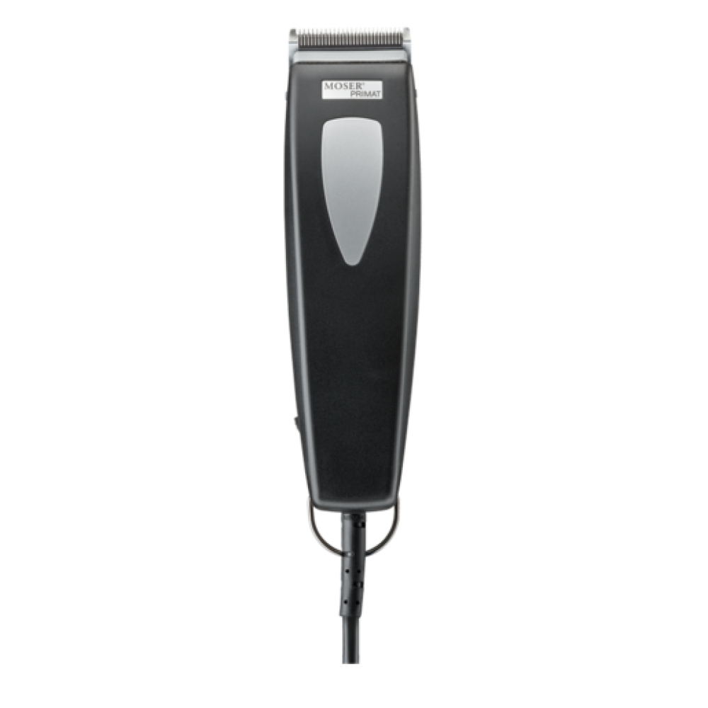 Машинка для стрижки MOSER Primat черная, 2 ножа(1234-0051)