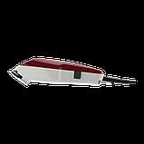 Машинка для стрижки MOSER 1400 Mini бордовая(1411-0050), фото 3