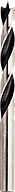 Сверло DIAGER По дереву трёхточечное