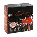 Фен GA.MA COMFORT ION RED 2000w . (A21.COMFORTION.RS), фото 4