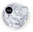 JUST Loose Powder (replaceable)  Пудра рассыпчатая (запасной блок) 10гр  т.206 (фиолетовая), фото 1