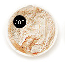 JUST Loose Powder (replaceable)  Пудра рассыпчатая (запасной блок) 10гр  т.208, фото 1