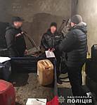 На Миколаївщині затримано групу викрадачів пального, якими виявились колишні та діючий правоохоронці