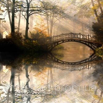 Природа Раняя осень этюд