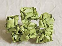 Цветочки бумажные 2,5-3см (6шт), фото 1