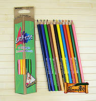 "Цветные карандаши Grip-rite 12 цветов №9100-12CB ""MARCO"" (уп12\240)"