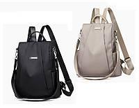 Женский повседневный водоотталкивающий рюкзак сумка антивор, фото 1