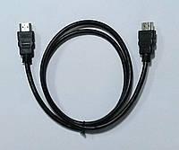 Кабель HDMI-HDMI 1 m V1.4 AWM STYLE 20276 30V VW-1 CCS