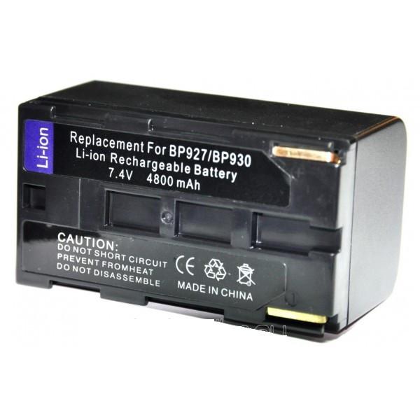 "Батарея Canon BP-927 BP-930 ES8000 MV200 V500 XM2 - Электроника и бытовая техника от интернет-магазина  ""DurakOFF"" в Киеве"
