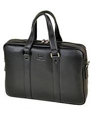 Сумка Мужская Портфель кожаный BRETTON BE 9318-2 black