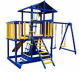Детская спортивная площадка цветной Babyland-11, фото 5