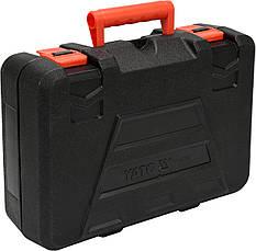Дрель-шуруповерт аккумуляторный 18V YATO YT-82784, фото 2