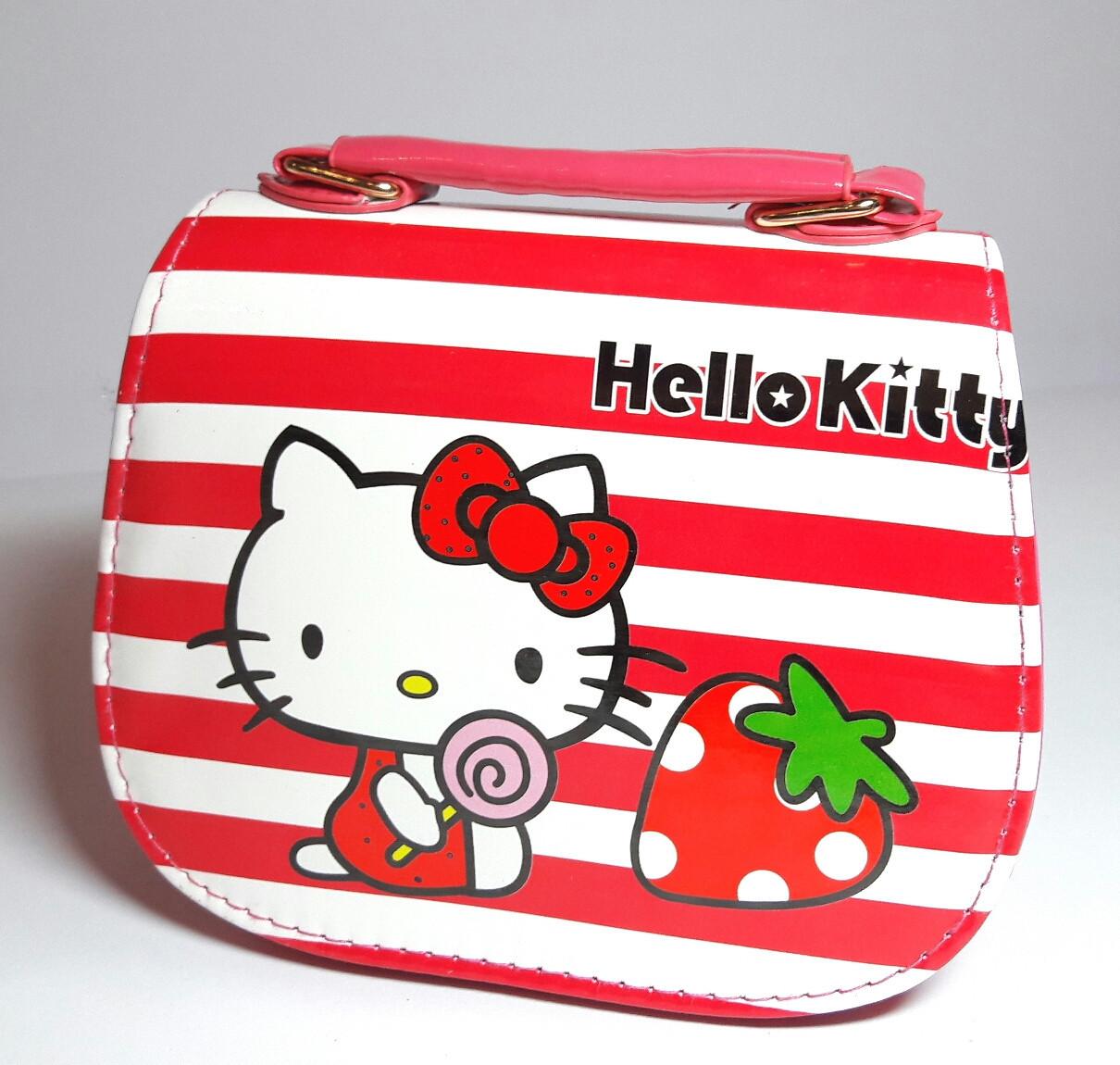"Сумочка для девочки ""Hello Kitty"" лаковая"