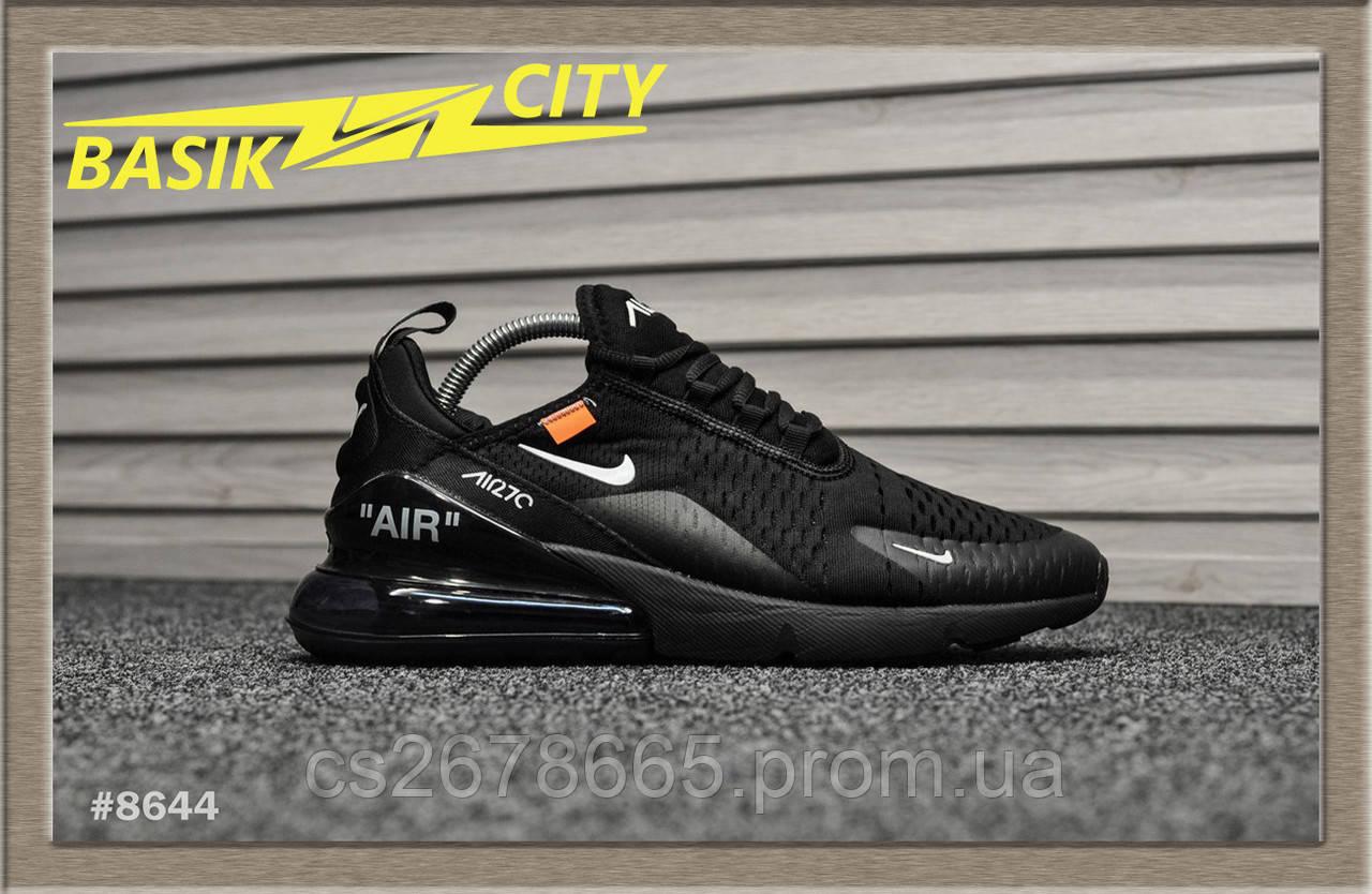 Мужские кроссовки Nike Air Max 270 Off-Black