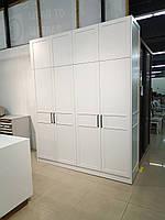 Шкаф в лофт стиле. крашеный мдф с фрезеровкой НА ВЫСТАВКЕ ТЦ Ваш Дом  , фото 1