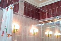 """Карниз на ванну Cersanit модель """"Smart"""" (170х80см) из нержавеющей стали"""